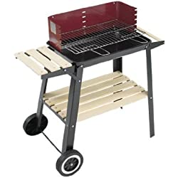 Grill Chef 0566 - Barbacoa con ruedas (54,33 cm)