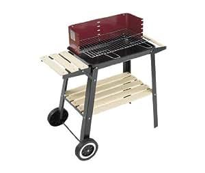 Grillchef 0566 Carrello grill 54,33 cm