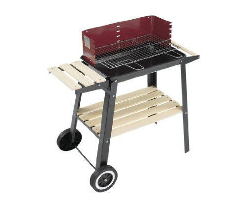 Landmann 0566 Charcoal Wagon Bar...