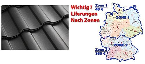 Dachplatten Wellblech Profilbleche ARAD Premium/ Purmat/▄ PREIS für 1m² ▄