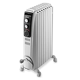 De'Longhi Dragon 4 TRD40820T Oil Filled Radiator- White (B00CA1T07G) | Amazon Products