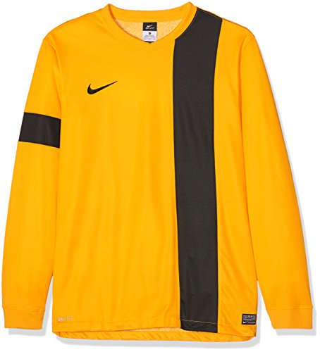 Nike Striker III a maniche lunghe, in Jersey multicolore (university gold/black)
