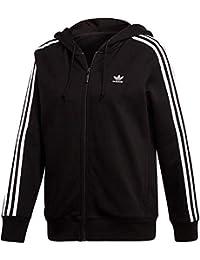 Chaqueta Zip Negro Adidas Mujer 28 3Str RE0nqTH a2adf23fac1c8