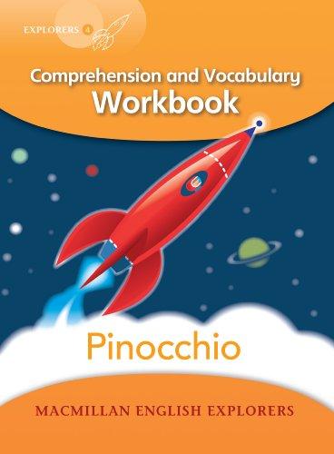 Explorers 4 Pinocchio Wb: Pinocchio Work Book