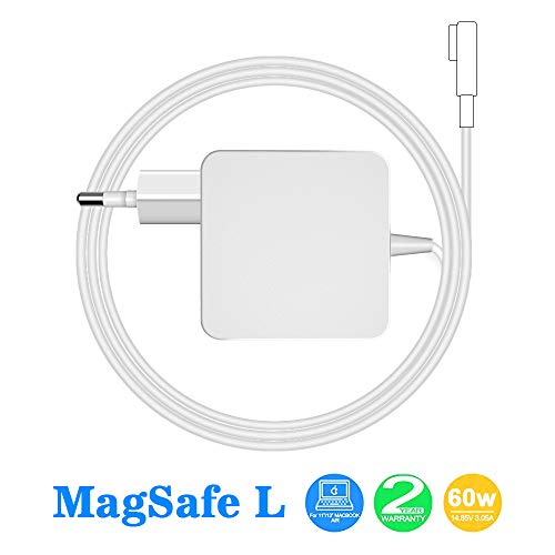 Adaptador Corriente 60W MagSafe 1 Cargador Macbook