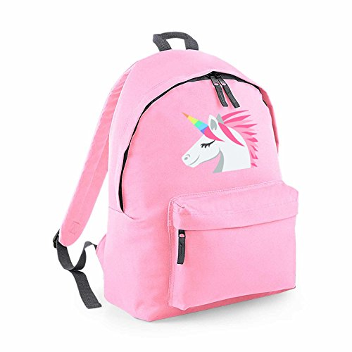 apparel-printing-emoji-unicorn-face-fashion-backpack-classic-pink