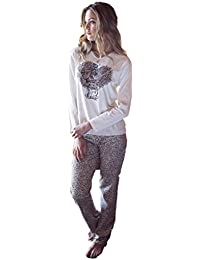 Pijama Admas Queen Heart 50454 M