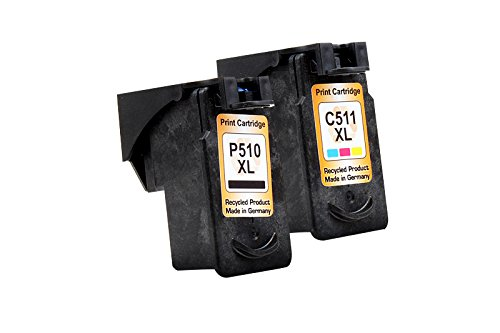 compatible-for-canon-pixma-mp-282-multipack-ink-cartridge-2970b010-pg-510-cl-511-xxl-cmyk-1x-10-1x-1