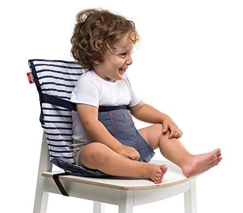 BABY TO LOVE-Chaise nomade - babytolove (Denim)