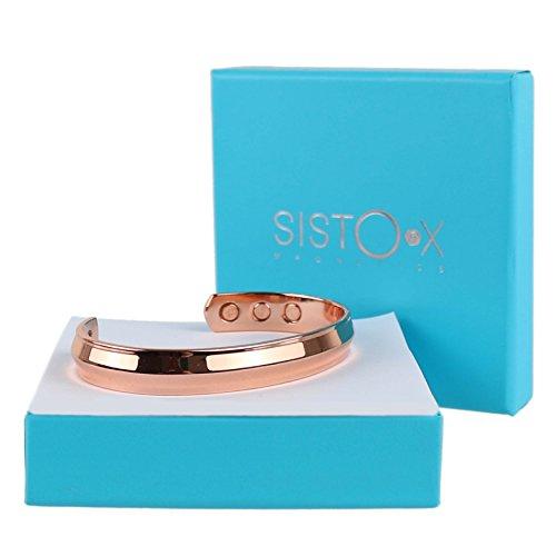 copper-magnetic-bracelet-bangle-shiny-copper-bevel-design-by-sisto-xr-6-magnets-health-ndfeb-medium-
