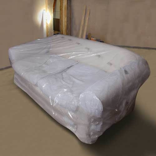 Polythene Cover 300 x 135 cm for 2 / 3 Seater Sofa from Caraselle