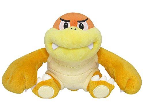 """Super Mario - BunBun Yellow Plush - 16cm 6.5"""""""