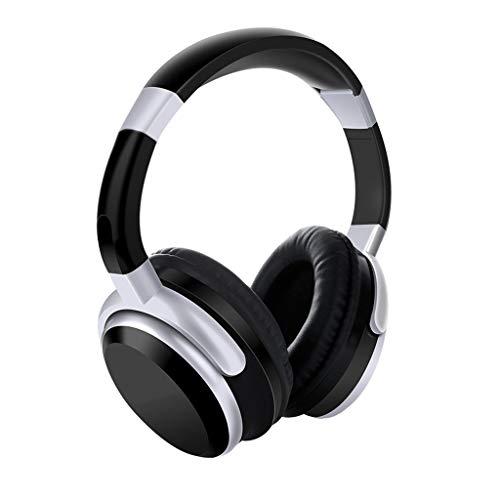 Elospy Outdoor Sport Bluetooth Kopfhörer Over-Ear Kabelloses abhörbares Ohrenschützer Headset Geräuschunterdrückung Stereo Subwoofer ohrhörer Für Joggen Fitness Computer 8-10 Stunden Spielzeit