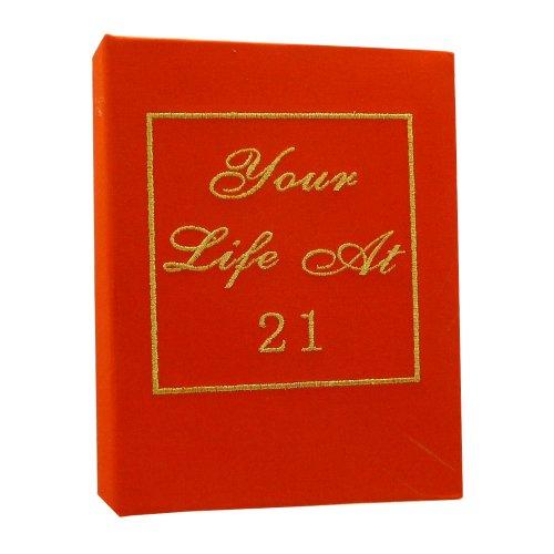 Fotoalbum zum 21. Geburtstag - Your Life -
