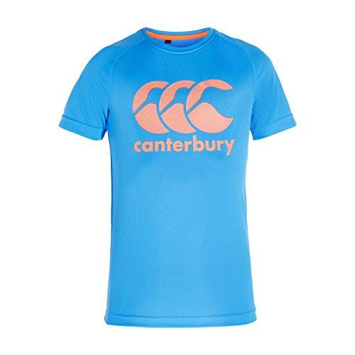 canterbury-boys-vapodri-poly-logo-t-shirt-8-malibu-blue-white-firecracker-size-8