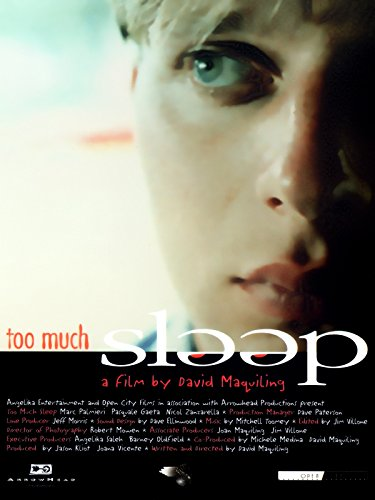 Too Much Sleep Cover