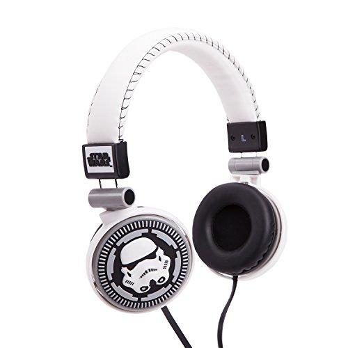 Jazwares 15248 - Star Wars Episode 7 Stereo Kopfhörer Charakter ()