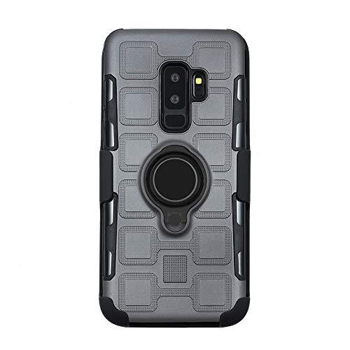 Schutzhülle für Samsung Galaxy Note 8, 3-in-1, Hartschale, Magnetverschluss, Autohalterung für Note 8, Samsung Galaxy Note 8, grau