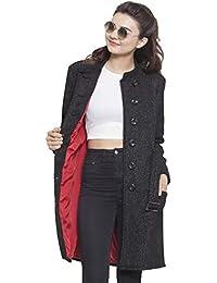 3e4ee56877f44 5XL Women's Coats: Buy 5XL Women's Coats online at best prices in ...