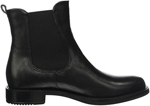 Ecco Damen Shape 25 Chelsea Boots Schwarz (Black1001)