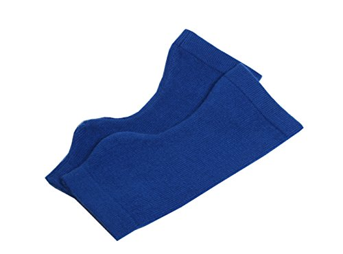 Prettystern - scaldapolsi solida polsini Colore lana 100% cashmere morbido e caldo - (Kombi Guanti Invernali)