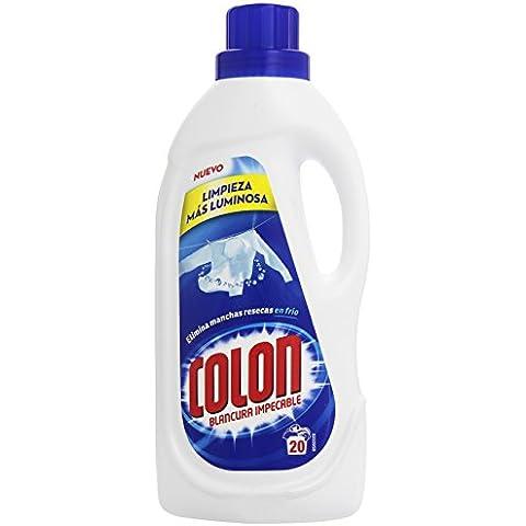Colon - Blancura Impecable - Detergente para lavadora - 1.32 l
