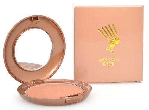 Bronzing Powder - African Erde Bronzer mit feinem Glitter, Mineral Puder, 9g