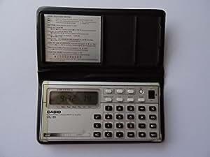 Calculatrice casio vintage melody mL - 81 musical calculator alarm clock