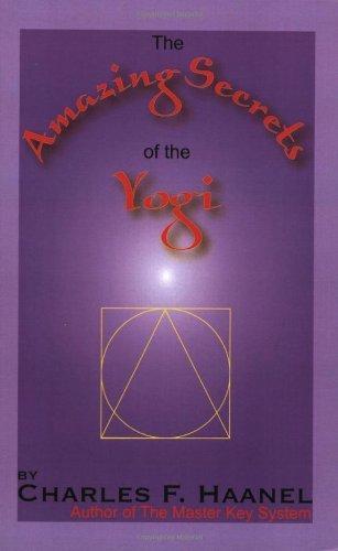 The Amazing Secrets of the Yogi by Charles F. Haanel d'occasion  Livré partout en Belgique