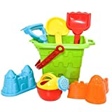 #5: Kids Gardening Cum Beach Tool Set with Bucket - Garden/Sand Play Set