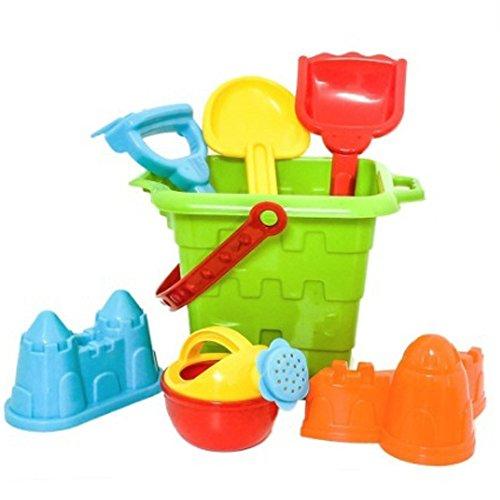 Kids Gardening Cum Beach Tool Set with Bucket - Garden/Sand Play Set
