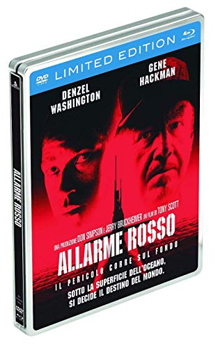 Crimson Tide - Exklusiv Limited Steelbook Edition (Deutsche Tonspur) Blu-ray -