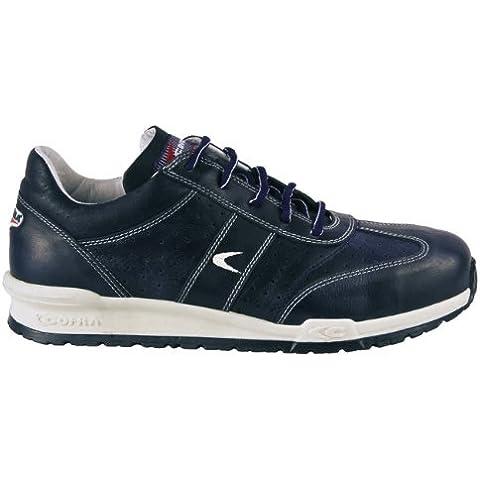 Cofra 40-78412000-41 - Zapatos de seguridad S1 P Src Combi Correr 78412-000 Zapatos de seguridad, tamaño
