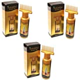Indulekha Bhringa Hair Oil, 100ml+20ml(extra)Pack OF 3