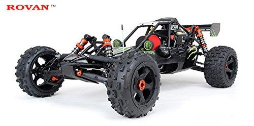 modeltronic Buggy 1: 5Baja Rovan Sports 260A 26cc schwarz Energy
