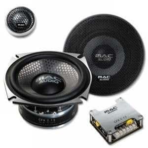 1 Paar mac Audio CFX 2.13, 300 Watt max., B-Ware