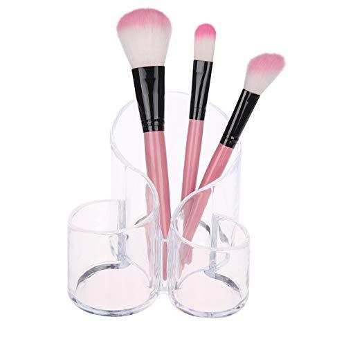 MultiWare Rangement En Acrylique Cosmétiques Organisateur Pour Pinceaux A Brosse Maquillage