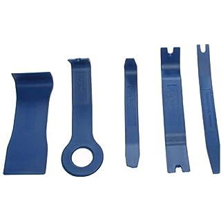 Montagekeilsatz Zierleistenkeile Türverkleidung 5-tlg. PVC, verschiedene Formen [ARTUROLUDWIG]