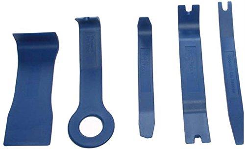 Montagekeilsatz Zierleistenkeile Türverkleidung 5-tlg. PVC, verschiedene Formen by DELIAWINTERFEL