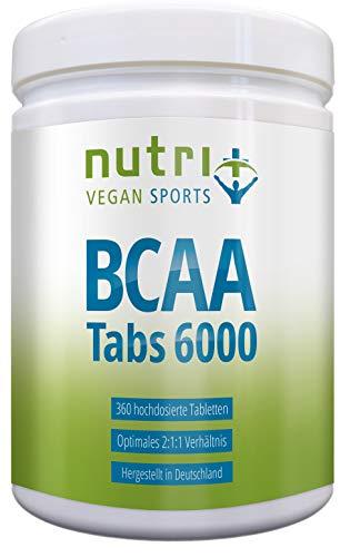 Nutri-Plus Sports BCAA Tabletten