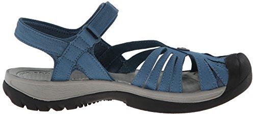 Keen Damen Rose Sandal Trekking-& Wanderschuhe Blau