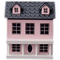Preisvergleich für LEBIYOU 1:12 Puppenhaus-Zubehör und Möbel, Tolles Geschenk für Kinder Rose