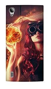 SWAG my CASE PRINTED BACK COVER FOR VIVO Y15 Multicolor