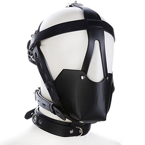 Damen sexy Maskenspiel Karneval Party Ball Gesicht Augenmaske Ball Gag, MJ245Cosy-L