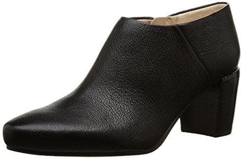 Clarks Cleaves Vibe, Boots femme Noir (Black Leather)