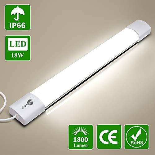 LED Wasserfest und witterungsbeständig