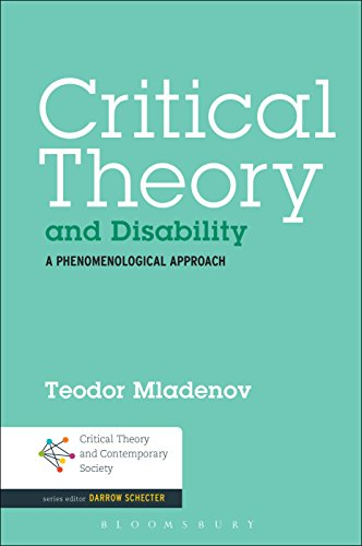Critical theory and disability a phenomenological approach critical theory and disability a phenomenological approach download pdf or read online fandeluxe Images