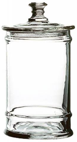 La Rochère Bocal avec Couvercle CAMBRAI H 24.5 cm