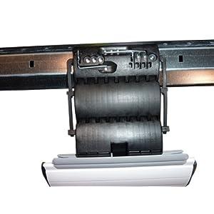 Hochschiebesicherung fester Wellenverbinder 1-gliedrig für Rollladen Rolladen (Einbruchschutz)