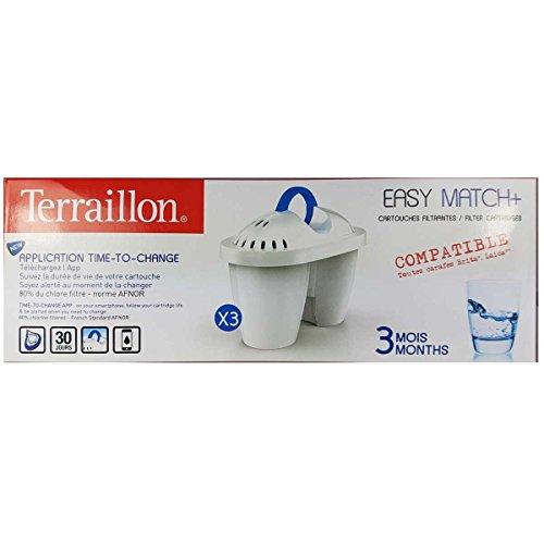 terraillon filtri  6 Filtri - EasyMatch + TERRAILLON
